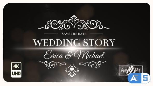 Videohive Wedding Titles 33237582