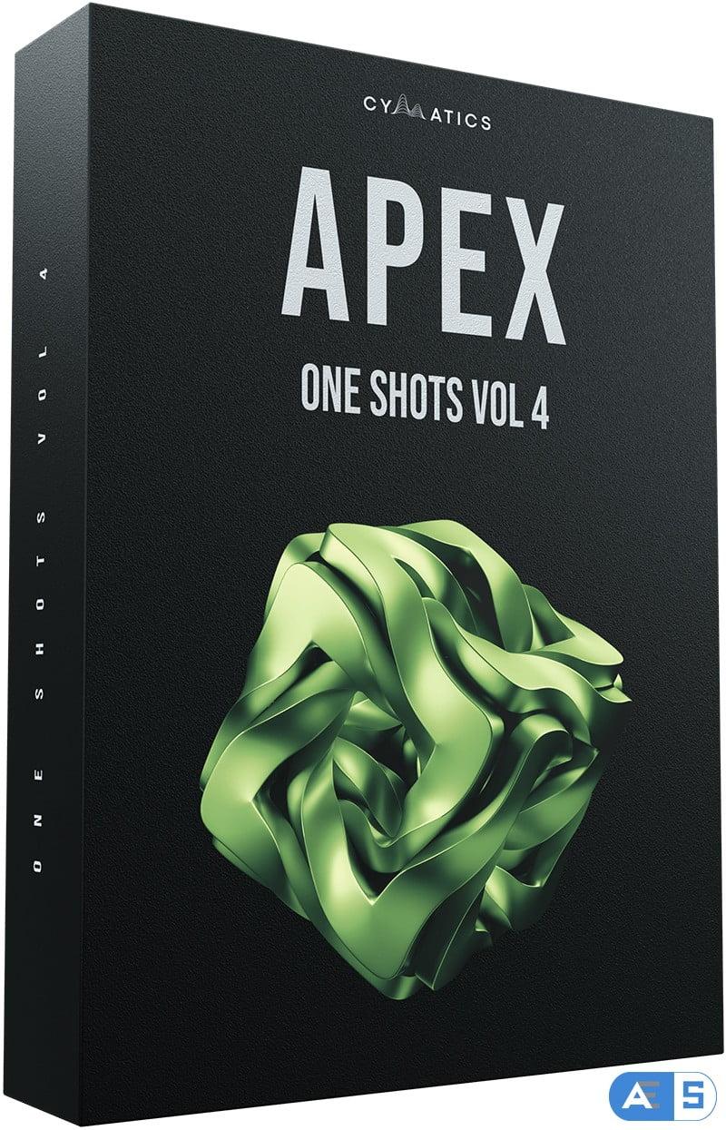 Cymatics Apex One Shots Vol 4 WAV