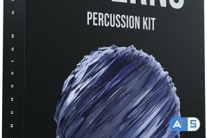 Cymatics Caverns Percussion Kit WAV