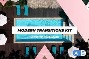 Videohive Modern Transitions Kit 33462627