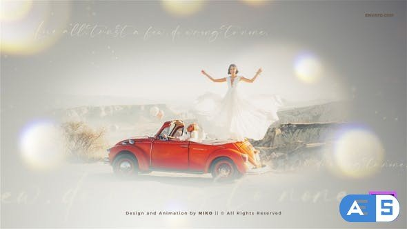 Videohive Wedding Invitation 33500572