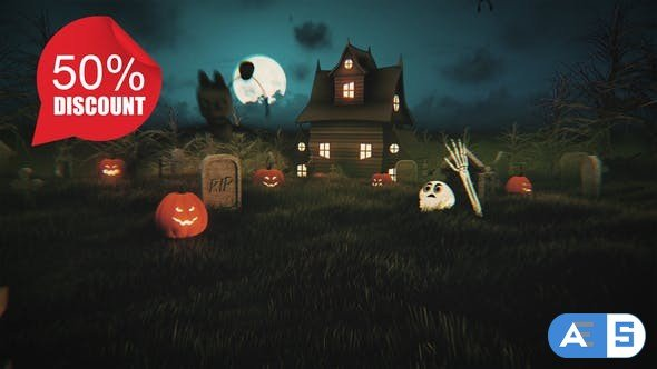Videohive Halloween 20850189
