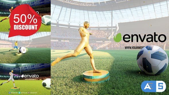 Videohive Soccer Cup 22063789