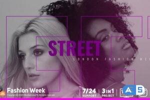 Videohive Fashion Week 22564582