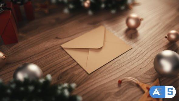 Videohive Christmas Letter Opener 25235079