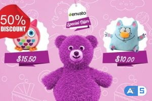 Videohive Toys Sale 25349251