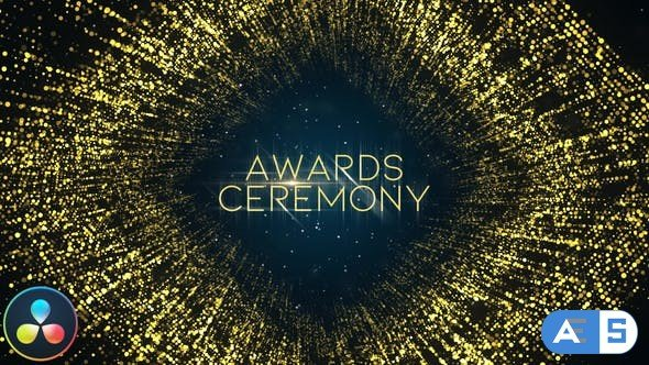 Videohive Awards Ceremony Opener – DaVinci Resolve 33713143