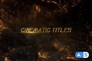 Videohive Cinematic Titles 33870190