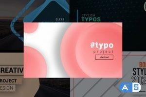 Videohive – Unique Typography – 33650945