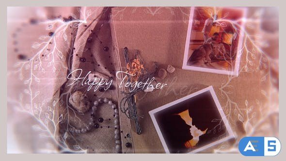 Videohive – Happy Together Photo Opener – 33679384