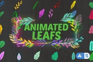 Videohive Animated Leafs    After Effects 33850931