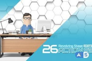 Videohive 26 Action Set Everyman 33848083