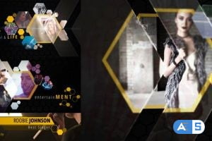 Videohive Life Trend Broadcast Package 19372555
