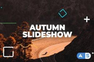 Videohive Autumn slideshow 33718571