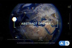 Videohive RGB Abstract Intro 33743527