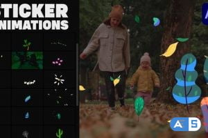 Videohive Flowers And Trees   After Effects 33929513