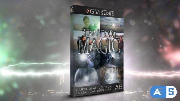 Videohive Trapcode Magic 33139809