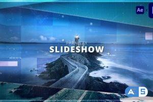 Videohive Parallax Slideshow 33830216