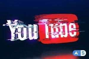 Videohive Glitch Logo Reveal 33943412