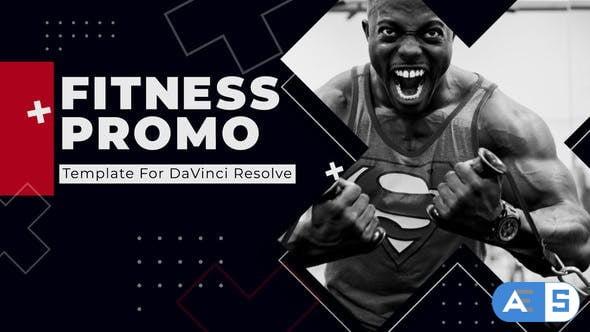 Videohive Fitness Promo 32536664