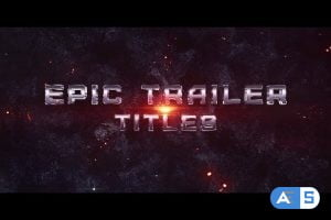 Videohive Epic Trailer Titles 19417408