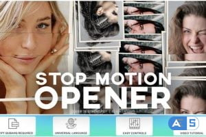 Videohive Stop motion Opener 33627033