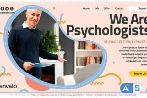 Videohive Psychology Consultant Promo 33877798