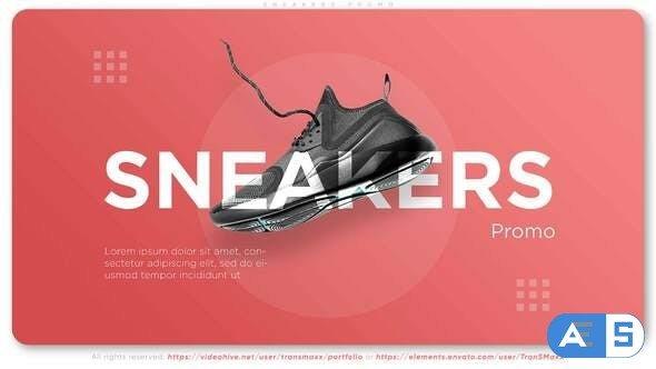 Videohive Sneakers Promo 33877815