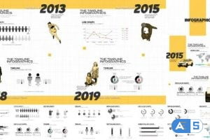 Videohive The Timeline Style Infographics 29798641