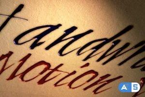 Videohive Handwritten Art Titles 4347617