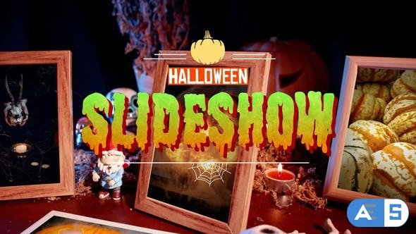 Videohive Halloween slideshow 33948633