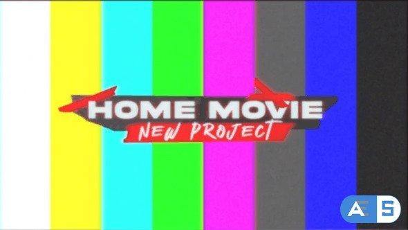 Videohive Home Movie(90s) 33737331
