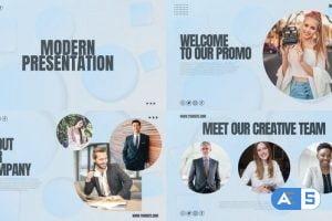 Videohive Modern Presentation 33910223