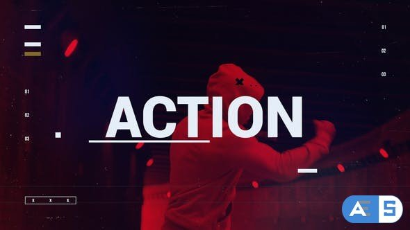 Videohive Trap Action Opener 21958696
