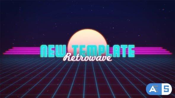 Videohive Retro Title 32226366