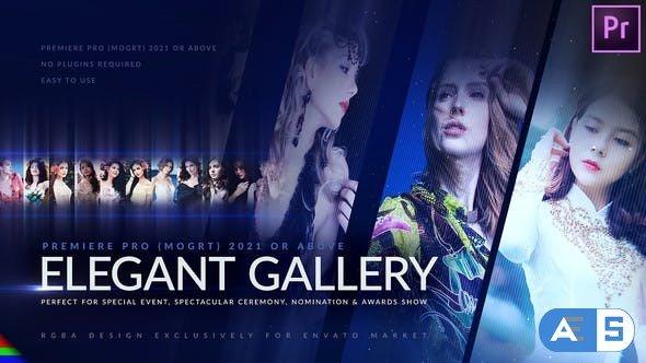 Videohive Elegant Photo Gallery 32474643