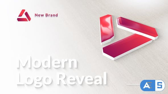 Videohive Modern & Clean Logo Reveal 30276616