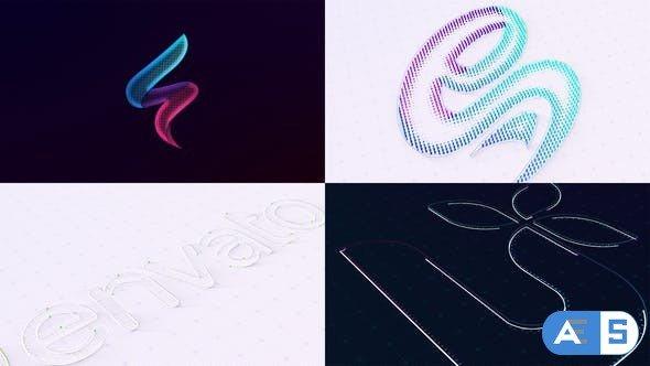Videohive Trendy Simple Logo Reveal 29758989