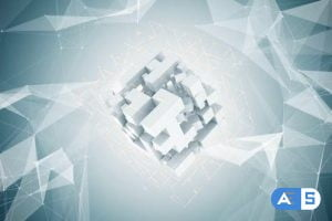 Videohive Abstract Cube Logo 33830648
