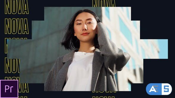 Videohive Nova – Fashion Opener 33802059