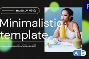 Videohive Minimalist Fashion Promo 34102847