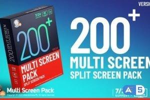 Videohive Multi Screen Pack V2 30408343