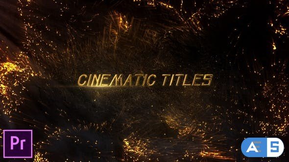 Videohive Cinematic Titles – Premiere Pro 34323505
