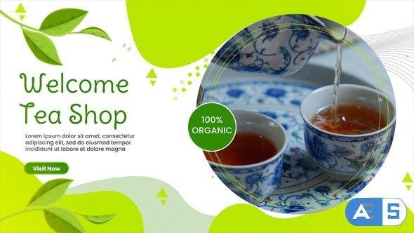 Videohive Tea Promo 34204210