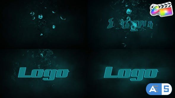 Videohive – Water Logo   FCPX – 34117983