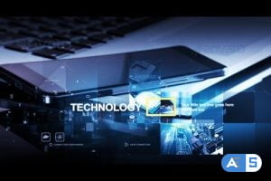 Videohive Technology And Connection 31160808
