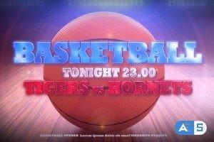 Videohive Basketball Opener 2 25354249