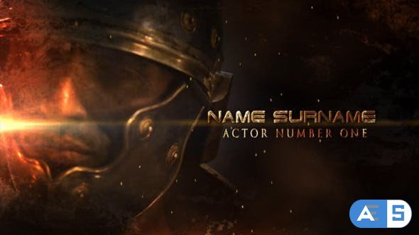 Videohive Cinematic Epic Titles 7717701