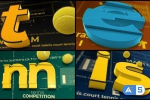Videohive Tennis Bumper 22703733