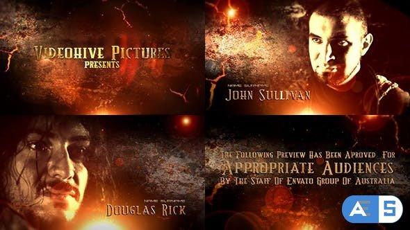 Videohive Grunge Epic Trailer 13116779